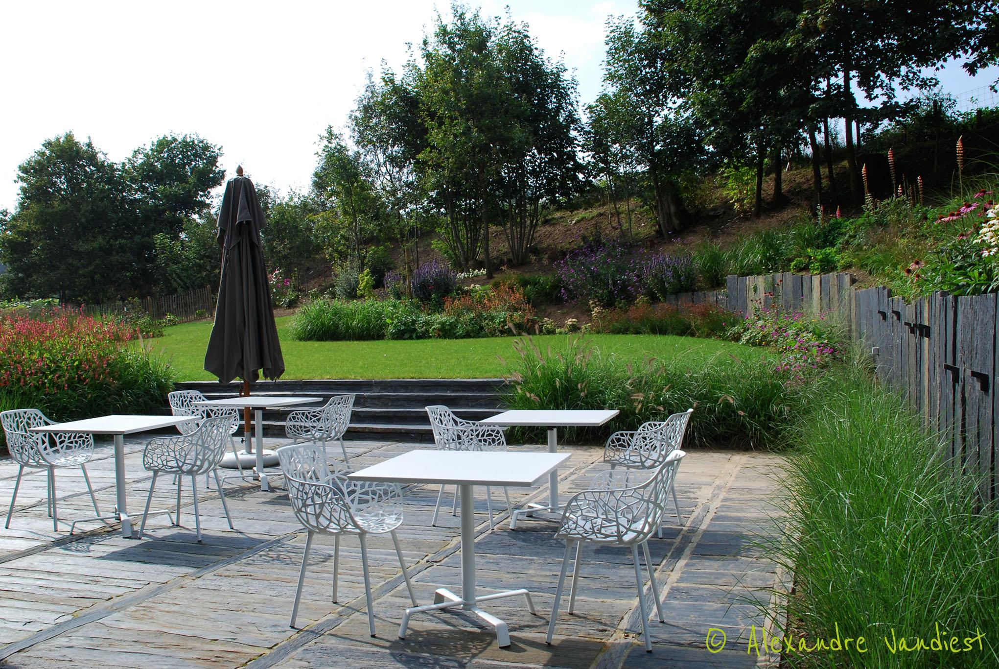 Am nagement de jardin par architecte paysagiste for Alexandre jardin le roman des jardin